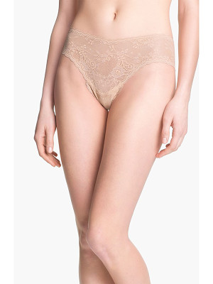 COSABELLA 'Trenta' Low Rise Lace Thong