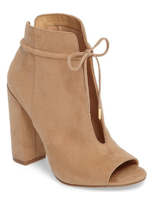 DAYA By Zen Netty Open Toe Bootie