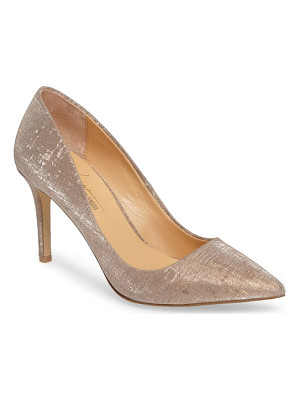 DAYA By Zen Nycole Metallic Pump