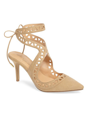 DAYA By Zen Sutter Lace-Up Pump