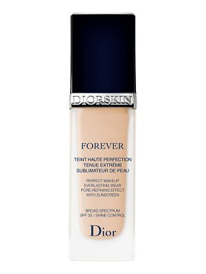 Dior skin forever perfect foundation broad spectrum spf 35