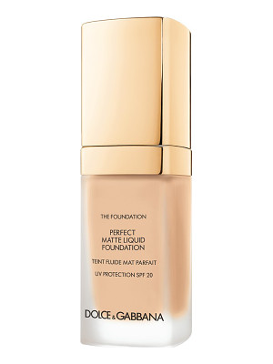 DOLCE & GABBANA Perfect Matte Liquid Foundation