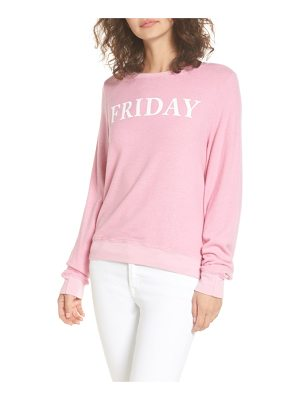 DREAM SCENE Friday Sweatshirt