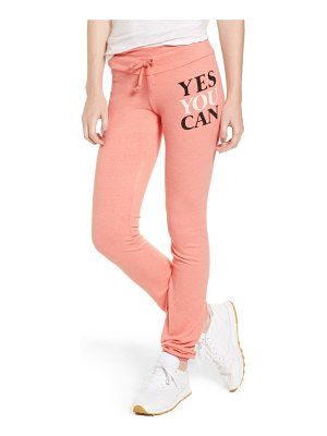 DREAM SCENE Yes You Can Sweatpants