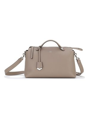 FENDI Large By The Way Leather Shoulder Bag