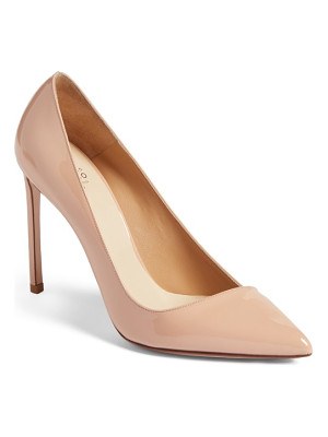 FRANCESCO RUSSO Pointy Toe Pump