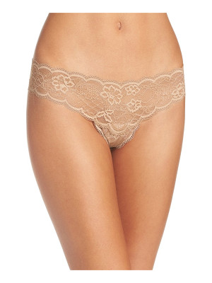 Free People intimately fp come together lace thong