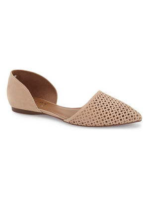 French Sole 'quotient' d'orsay flat