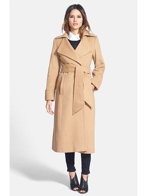 GEORGE SIMONTON 'Hollywood' Long Wrap Coat
