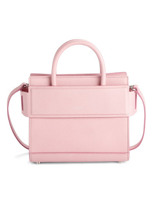 GIVENCHY Mini Horizon Grained Calfskin Leather Tote
