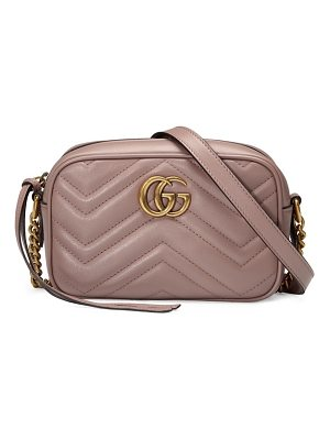 Gucci gg marmont 2.0 matelasse leather shoulder bag
