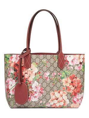 Gucci small turnaround reversible leather tote