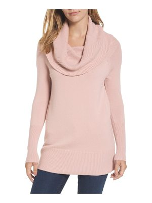 HALOGEN Halogen Convertible Neck Sweater