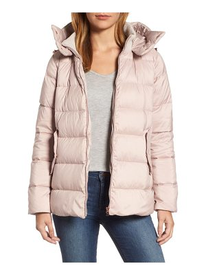 HALOGEN Halogen Hooded Puffer Jacket