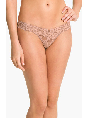 HANKY PANKY Cross Dye Low Rise Thong