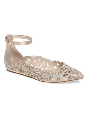IMAGINE BY VINCE CAMUTO Garyn Ankle Strap Flat