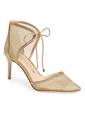IMAGINE BY VINCE CAMUTO 'Mark' Mesh Panel D'Orsay Pump