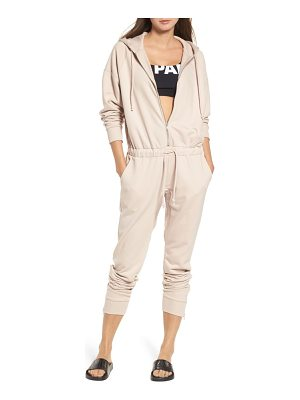 IVY PARK Hooded Jogger Jumpsuit