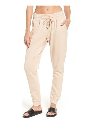IVY PARK oversize washed jersey jogger sweatpants
