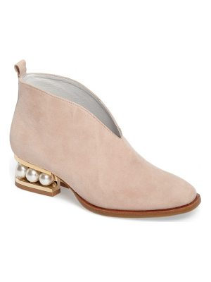 JEFFREY CAMPBELL Jermane V-Cut Bootie