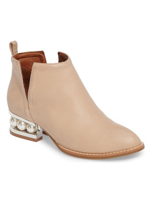 JEFFREY CAMPBELL Musklo Split-Shaft Bootie