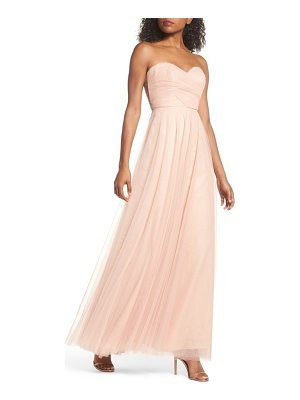 Jenny Yoo julia convertible soft tulle gown