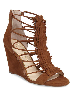 JESSICA SIMPSON 'Beccy' Wedge Sandal