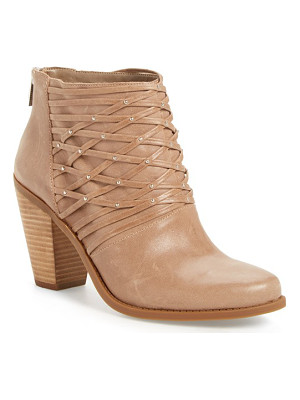 JESSICA SIMPSON 'Claireen' Woven Bootie