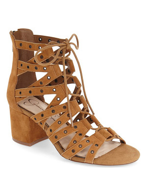 JESSICA SIMPSON 'Haize' Cage Sandal