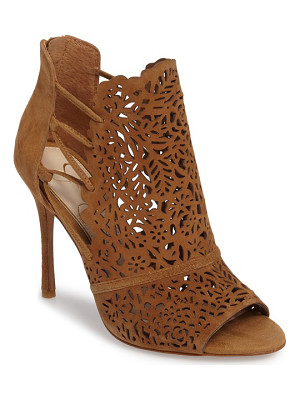 JESSICA SIMPSON Keelin Open Toe Bootie