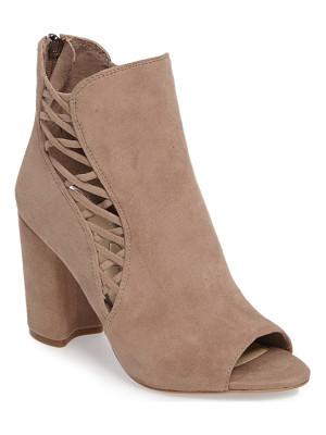 JESSICA SIMPSON Millo Open Toe Bootie