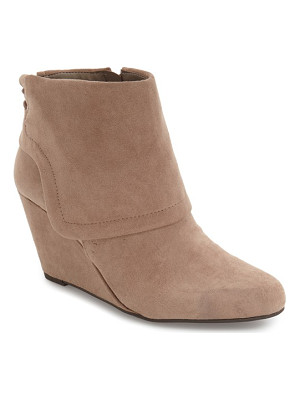 JESSICA SIMPSON 'Reaca' Cuffed Wedge Bootie