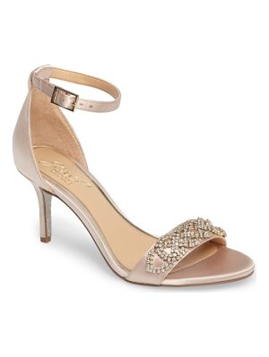 JEWEL BADGLEY MISCHKA Alana Ankle Strap Sandal