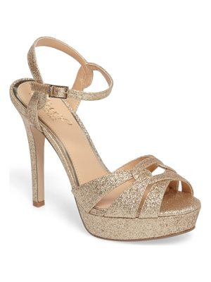 JEWEL BADGLEY MISCHKA Alysa Platform Sandal