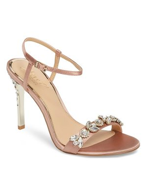 JEWEL BADGLEY MISCHKA Tex Ankle Strap Sandal