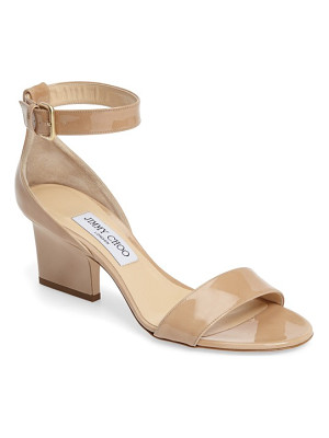 Jimmy Choo jimmy choo edina ankle strap sandal