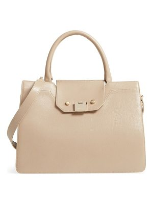 Jimmy Choo rebel leather tote