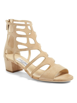 Jimmy Choo jimmy choo ren block heel sandal
