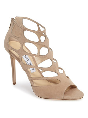 JIMMY CHOO Jimmy Choo 'Ren' Cutout Sandal