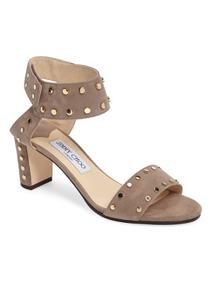 Jimmy Choo jimmy choo 'veto' studded sandal