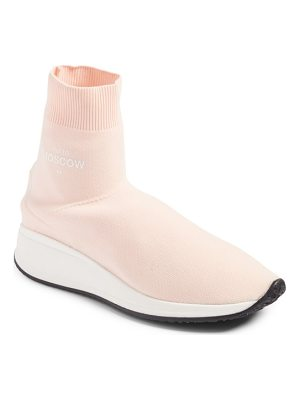 JOSHUA SANDERS Fly To High Top Sock Sneaker