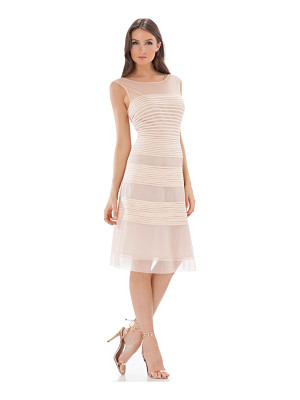JS COLLECTIONS Fit & Flare Dress
