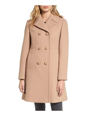 KATE SPADE NEW YORK Double Breasted Coat