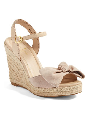KATE SPADE NEW YORK Jane Espadrille Wedge Sandal
