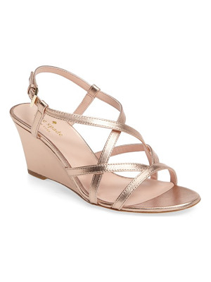 KATE SPADE NEW YORK Rockaway Wedge Sandal