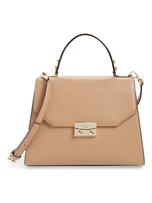 Kate Spade New York stewart street samira leather top handle satchel