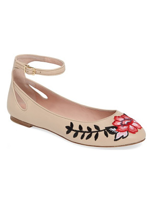 KATE SPADE NEW YORK Waren Embroidered Flat