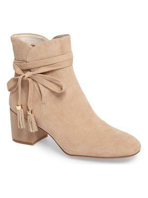 KENNETH COLE NEW YORK Estella Tassel Tie Bootie