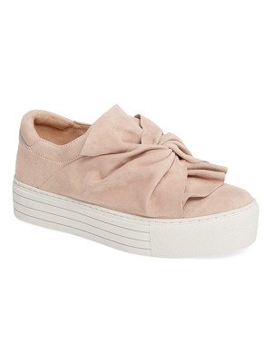KENNETH COLE NEW YORK Kenneth Cole Aaron Twisted Knot Flatform Sneaker