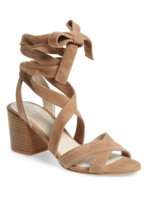 Kenneth Cole New York 'victoria' leather ankle strap sandal